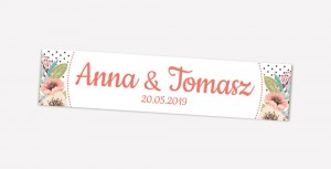 Personalised licence plate - design 08
