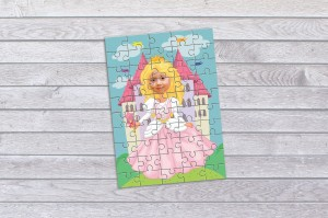 Photo puzzle GIGA - 50 pieces - PRINCESS