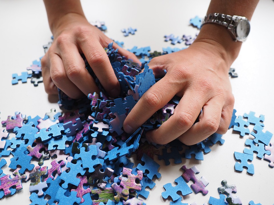 HOW TO BECOME A PUZZLE EXPERT? A FEW TIPS TO ASSEMBLE JIGSAW MORE EFFICIENT AND FASTER